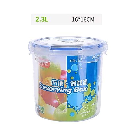 MIAO. Recipiente de plástico para Alimentos de Cocina, con ...