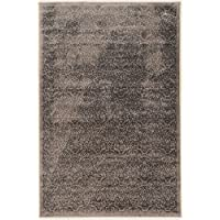 Linon Vintage Collection Illusion Synthetic Rugs, 2 x 3, Gray