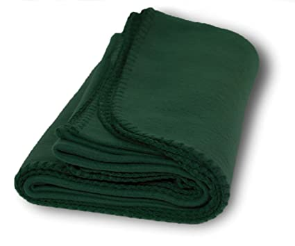 Amazon US Quality Super Soft Cozy Fleece Throw Blankets For Classy Forest Green Throw Blanket