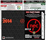NFPA 70 2014: National Electrical Code, NEC, Paperback, NEC Fast Tabs, NEC Quick Card and Electrical Wiring Quick Card, 2014 Edition