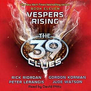 Vespers Rising Audiobook