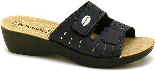 Women Ladies Adjustable Velcro Wide Fit