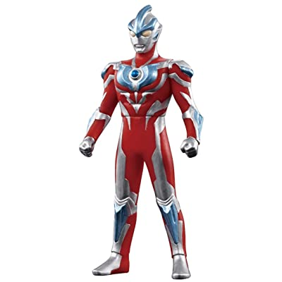 Bandai Ultra Hero 500 Series #11: Ultraman Ginga: Toys & Games [5Bkhe0403510]