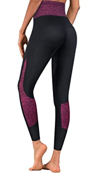 TrainingGirl High Waist Sauna Sweat Pants