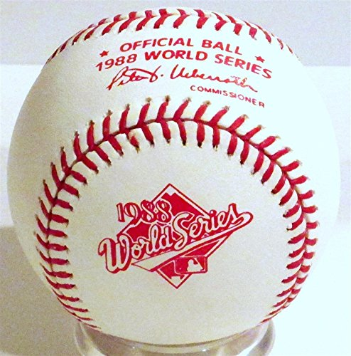 (Rawlings 1988 Official World Series Game Baseball)