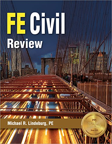 Pdf Engineering FE Civil Review