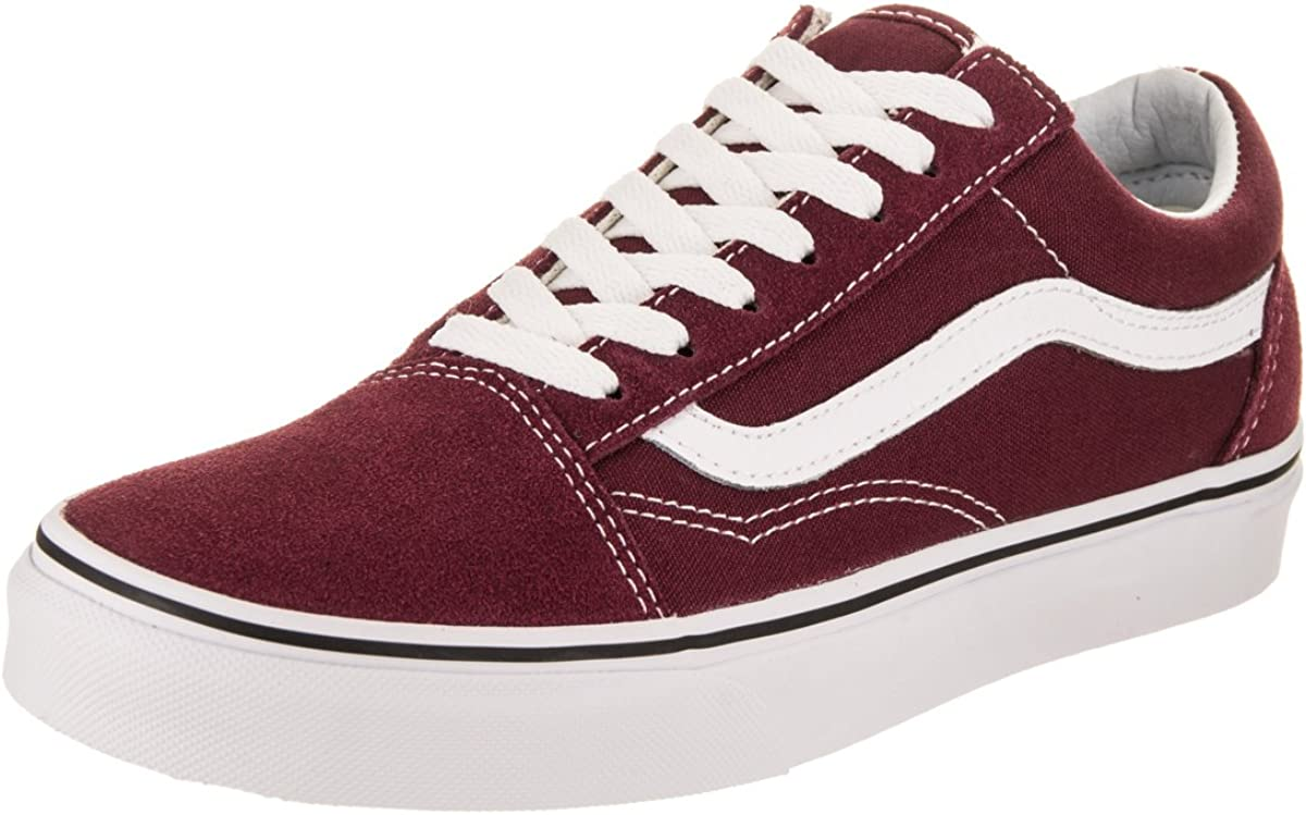 Old Skool Suede/Canvas Trainers