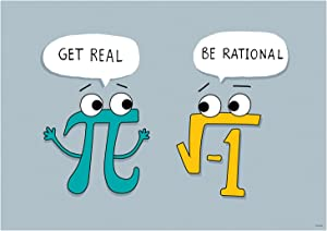 Creative Teaching Press So Much Pun! Get Real. Be Rational. Inspire U Poster (8483)