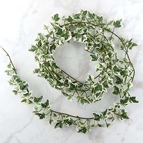 Factory Direct Craft Variegated Artificial Ivy Garland2 Pieces
