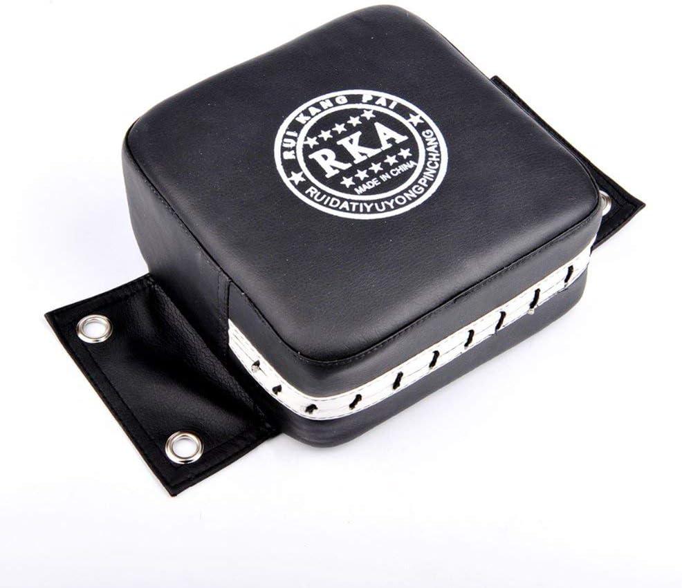 SUPEWOLD Quadratisch Schaum Boxen Tasche Wand Boxsack,Wand Pad f/ür Taekwondo Karate Schlacht Kunst Training PU Leder Focus Ziel Strike Pad