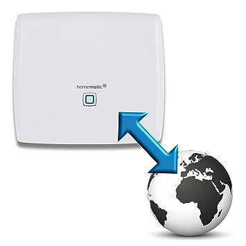 Homematic Smart Home Zentrale Ccu3 Connect Inklusive Amazon De