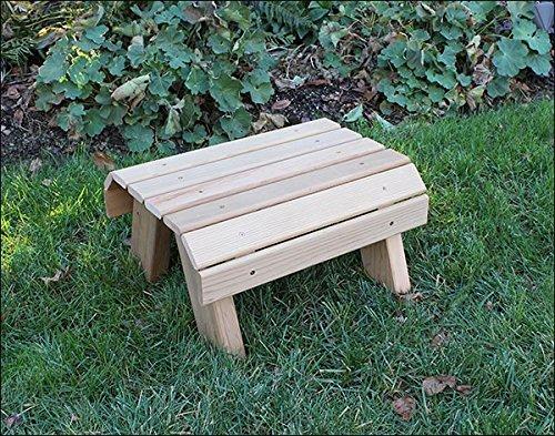Red Cedar Footrest (Cedar Red Footrest)