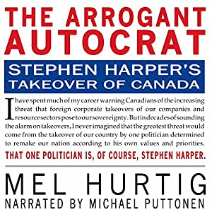 The Arrogant Autocrat Audiobook