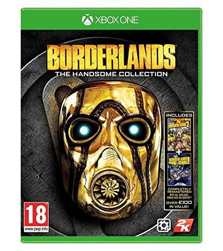Borderlands: The Handsome Collection (Xbox One Uk)