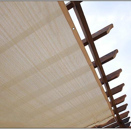 GAD® 85% Sun Shade Fabric, Sun-Block Net Mesh Shade para Pergola ...
