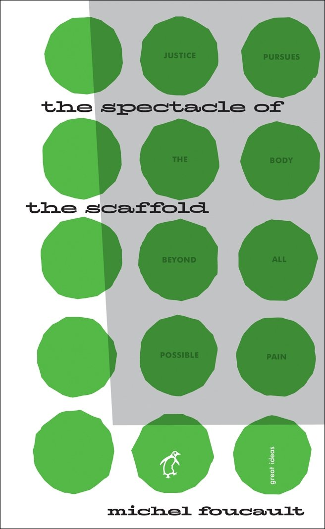 The Spectacle of the Scaffold (Penguin Great Ideas): Amazon.es: Michel Foucault: Libros en idiomas extranjeros