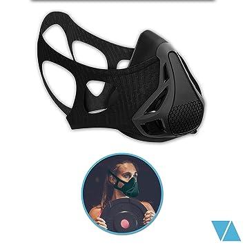 Elevation Training Altitude Mask | Mascara Respiratoria de Entrenamiento 3.0 Simulación Altitud Altura | Refuerza Músculos
