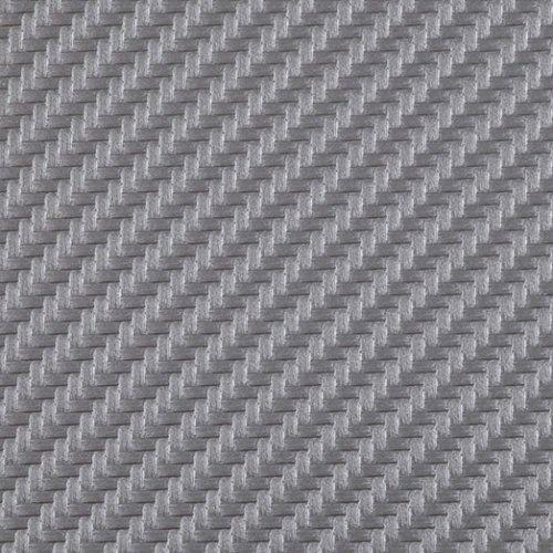 (Spradling Carbon Fiber Vinyl Silver Fabric by The Yard)