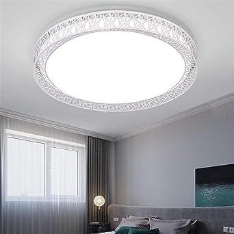 Lámpara de techo LED Pantalla de acrílico La luz de alta ...