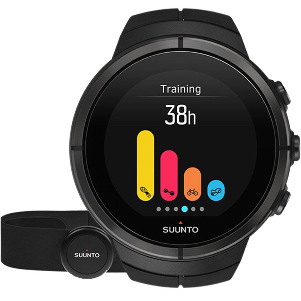 Suunto Spartan Ultra All Negra Titanium With HRM - AW16 - Talla ...