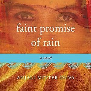 Faint Promise of Rain Audiobook