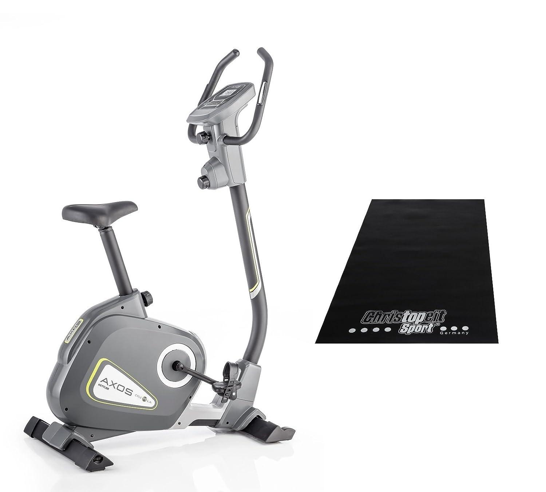 Kettler Axos SET Heimtrainer Cycle M-LA inkl. Unterlegmatte