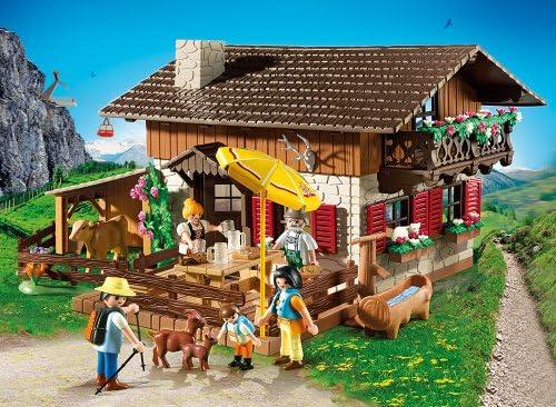 Playmobil 5422 Country Almhütte