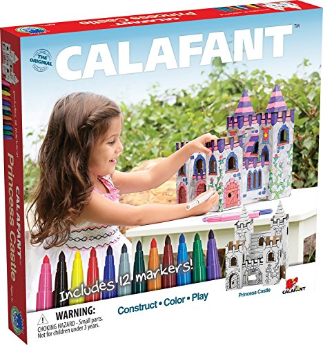 (CALAFANT - Princess Castle with 12)