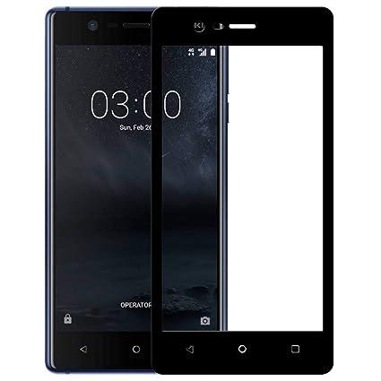 Tingtong Full Glue Nokia 3 Full Coverage 5d Tempered Amazonin