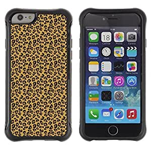 Andre-case FlareStar Colour Printing leopard print Heavy Duty Armor Shockproof Silicone Cover SheGmcfSkT7 Rugged case cover for Apple iPhone 4 4s