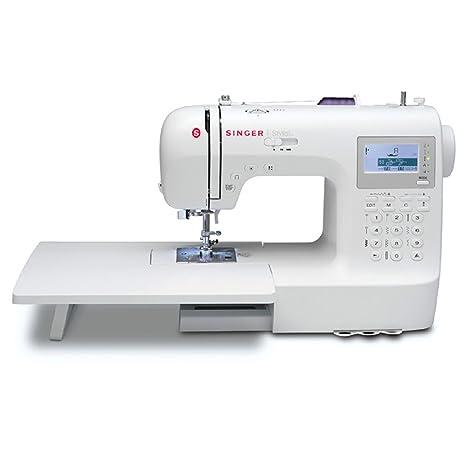 Maquina de coser Singer 9100