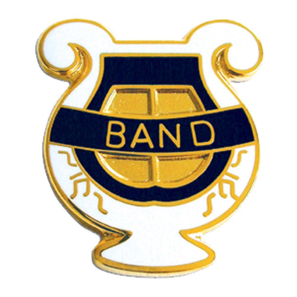 Set of 100 Lapel Pins - Band