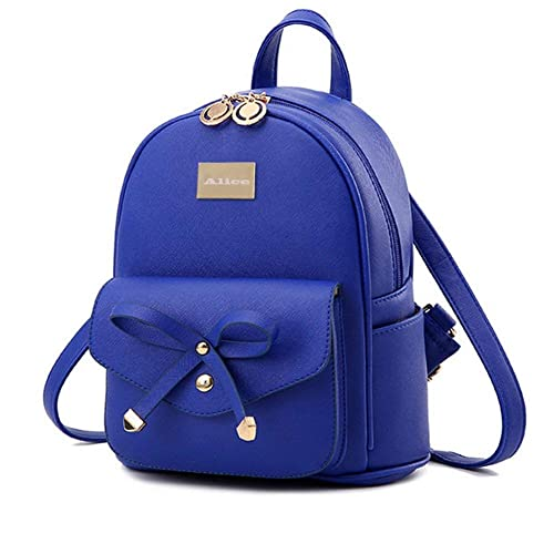 Alice Cute Mini PU Leather Backpack Fashion Small Daypacks Purse for Girls  and Women  Amazon.in  Shoes   Handbags 71a1d92980067