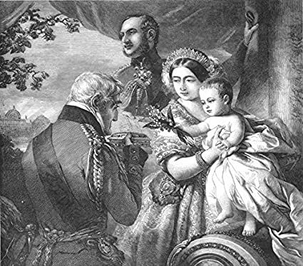 Image result for victoria and albert family portrait