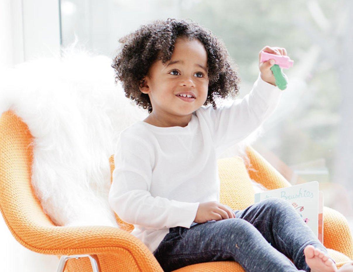 Cepillo de dientes para bebés y niños pequeños - La Cerdita Pinky!: Amazon.es: Salud y cuidado personal