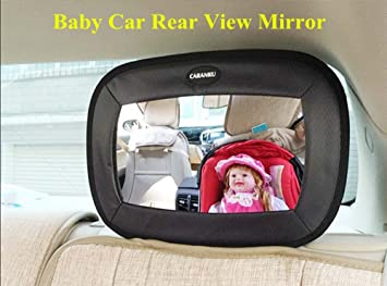 Spiegel Baby Auto : Rubility baby in sight auto spiegel für in auto sicherheit mit stoff