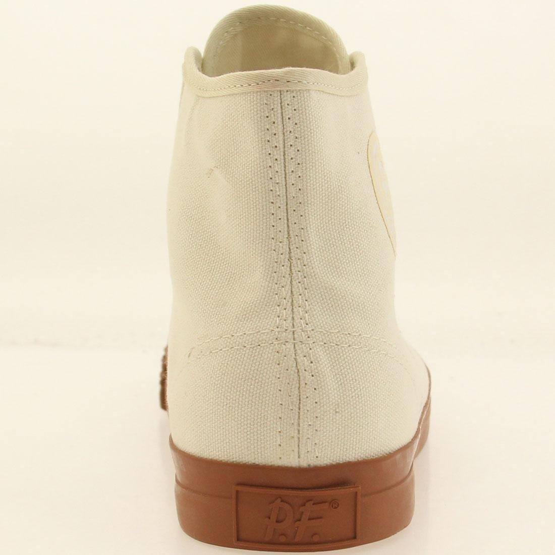 9a3278f70c9d77 PF Flyers x Brooklyn Circus Men Rambler (white   gum alabaster) Size 12 US   Amazon.ca  Shoes   Handbags