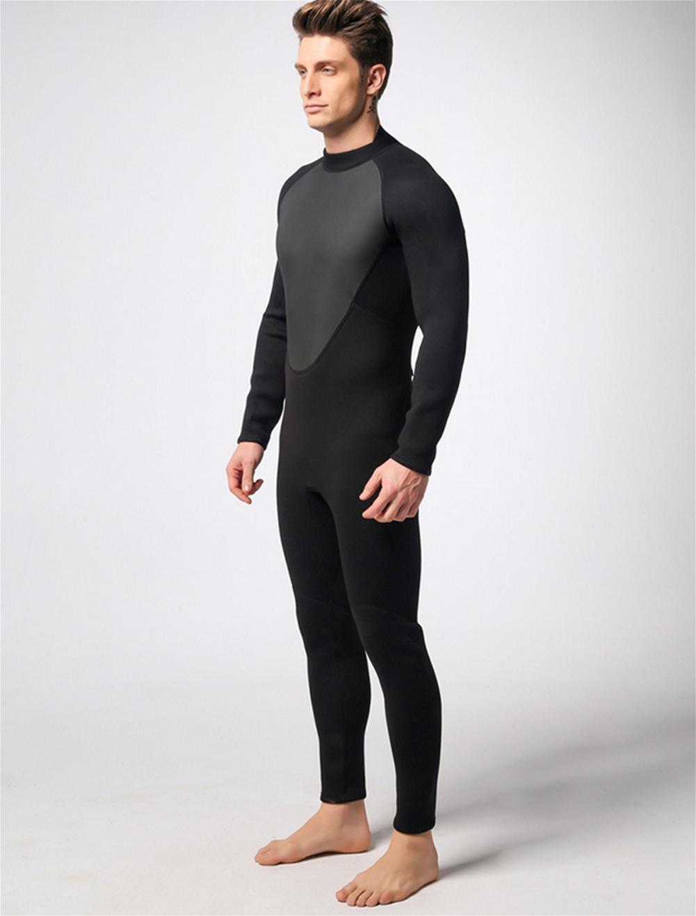 Pengwei3 millimetri millimetri millimetri Pezzo Sole Navigare Abbigliamento Indumenti di Protezione Muta da Sub, M 2837cf
