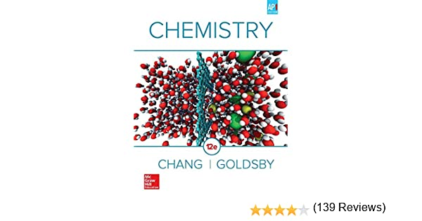 Chang chemistry 2016 12e ap student edition ap chemistry chang chemistry 2016 12e ap student edition ap chemistry chang raymond chang dr kenneth goldsby professor 9780076727704 amazon books fandeluxe Gallery