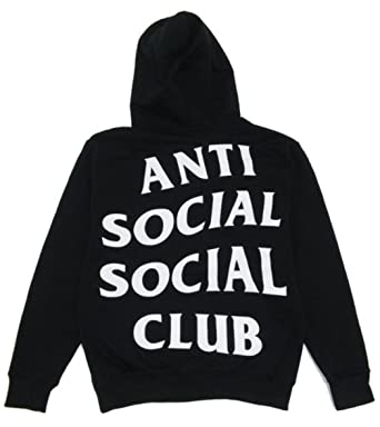 Anti Social Club Hoodie Small