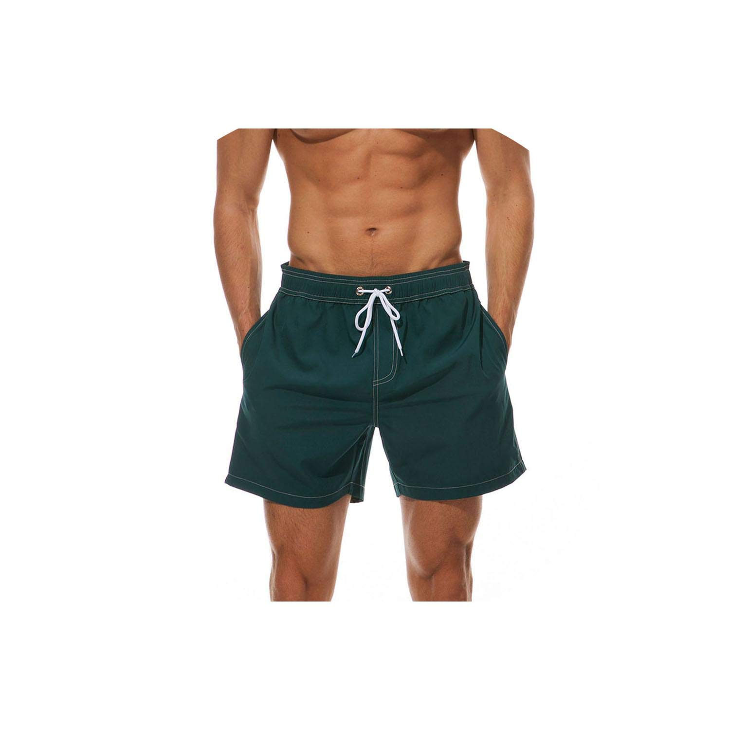 Mens Shorts Board Sport Boxer Quick Dry