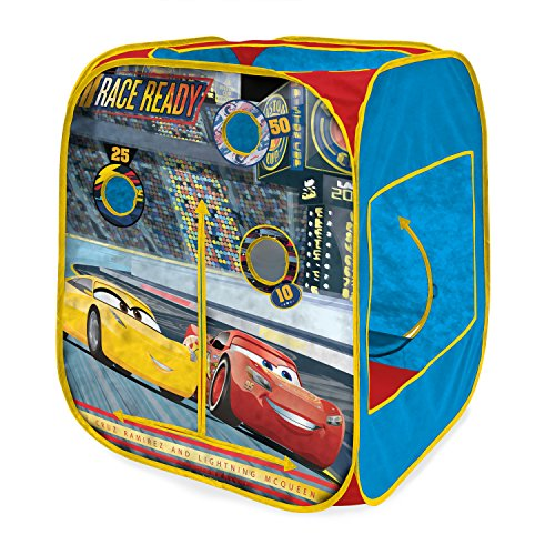 Playhut Disney Pixar Cars 3 Fun Zone Ball Play Tent (Fun Zone Tent)