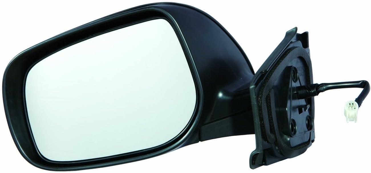 DEPO 312-5413L3EB Toyota Yaris Sedan Driver Side Non-Heated Power Mirror
