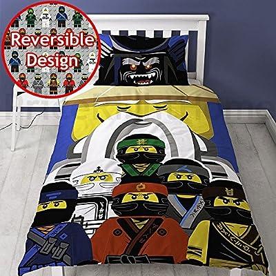 various designs Lego Ninjago pillowcase