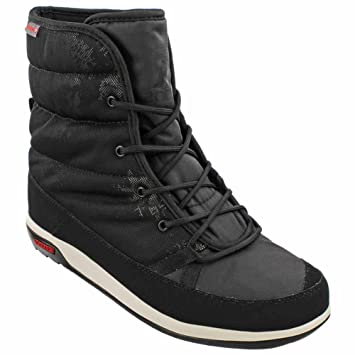 adidas Outdoor Choleah Padded CP Primaloft Winter Boot - Women's Black/Chalk  White/Clear