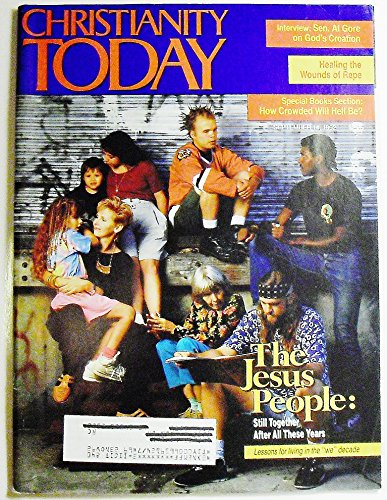 Christianity Today, Volume 36 Number 10, September 14, 1992
