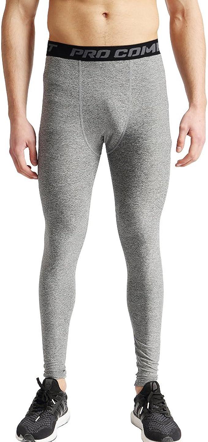 Amazon.com: 1Bests - Pantalones de compresión deportivos ...