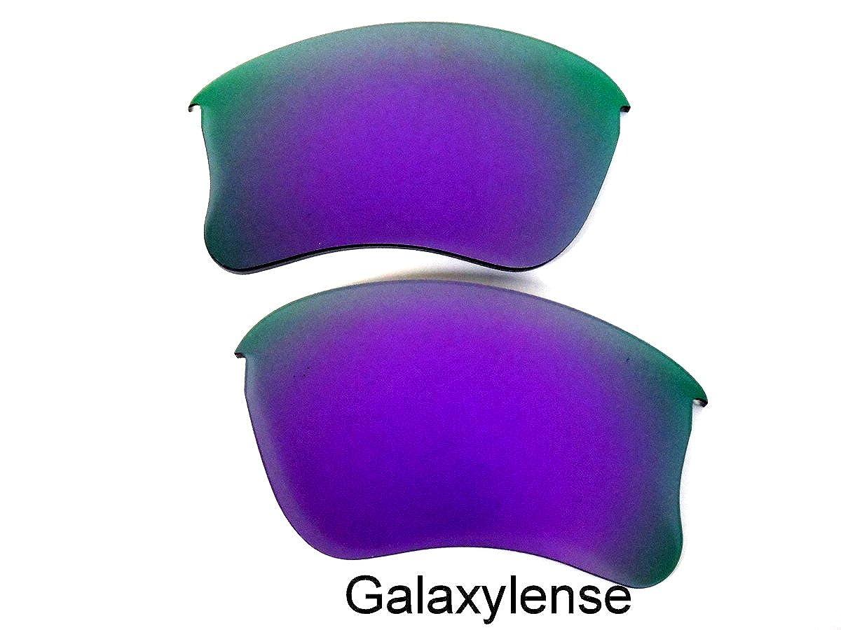Galaxylense Ersatzgläser für Oakley Flak Jacket XLJ Purpurfarben ...