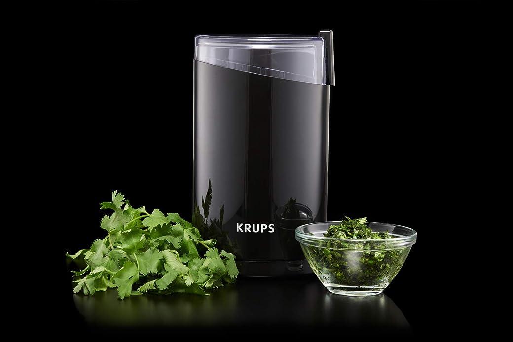 Krups F2034238 Fast Touch Molinillo de café