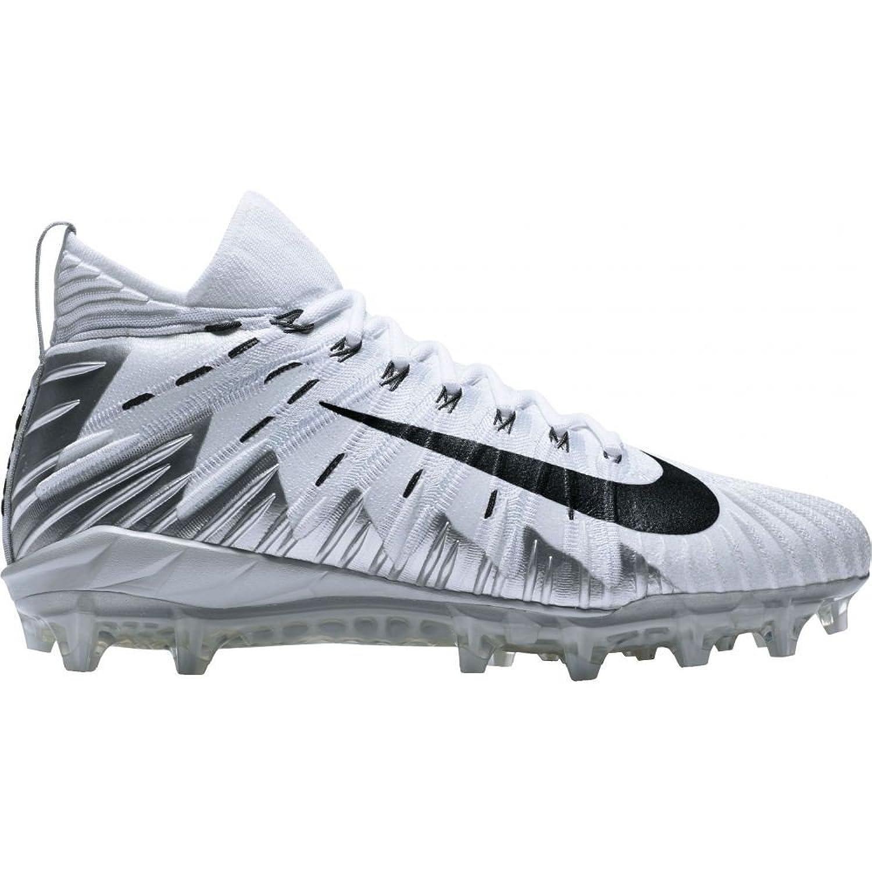 (ナイキ) Nike メンズ アメリカンフットボール シューズ靴 Alpha Menace Elite Football Cleats [並行輸入品] B07C7V8Z1R 8.5-Medium